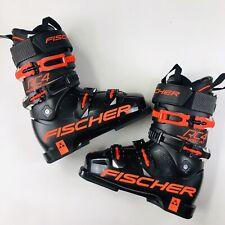 Fischer RC4 The Curv 130 Ski Boots Mens VACUUM SOMA TEC 26.5