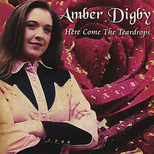 Amber Digby - Here Come the Teardrops [New CD]