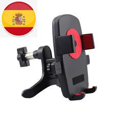 Soporte Teléfono Móvil GPS Coche de Rejilla Aire Ventilación Rotación 360°