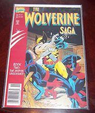 The Wolverine Saga part 2  Marvel Comics