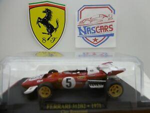 1/43 Ferrari 312 B2 #5 Regazzoni IXO / Altaya / DeAgostini
