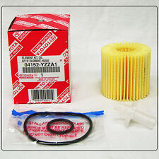 3 x TOYOTA OEM Engine-Oil Filter 04152-YZZA1 for Scion Avalon Camry Highlander
