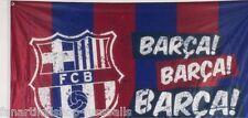 FC Barcelona Fanartikel Zimmer Fahne 90x140 cm Barca Primera Division Neuheit