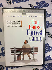 Forrest Gump Special Collector's Edition 2-Disc DVD Tom Hanks Robert Zemeckis