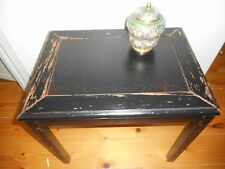 Antique vintage Chinese inspired occasional table