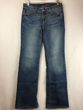 Tommy Hilfiger Women's Freedom Bootcut Jeans Low Rise Medium Wash Size 2 R