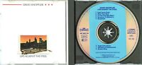 DAVID KNOPFLER Lips Against The Steel 1988 WEST GERMANY CD rare 1pr DIRE STRAITS