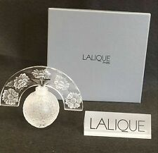 LALIQUE FOLIE PERFUME BOTTLE *NEW IN BOX*
