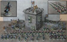 Napoleonic Astra Militarum IG Army inspired by Bernard Cornwell's Richard Sharpe
