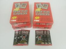 (Lot 4) 1993 Merlin Battle Cards Fantasy Combat Sealed Booster Box Card Game