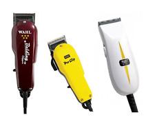 Wahl Clipper pelo, cortadora De Clip Pro y condensador de ajuste Super Micro