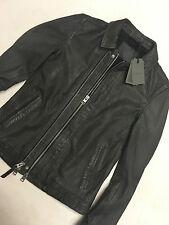 AllSaints Waist Length Zip Biker Jackets for Men