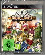 Aegis Of Earth  Protonovus Assault  'New & Sealed'   *PS3*