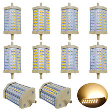 10x J118 LED Security Flood Light Bulbs R7s Floodlight Lamp 118mm Warm White UK