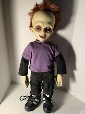 """2004 Seed Of Chucky Glen 24"""" Life Size Doll -  Has Flaws Read Description"""