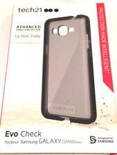 Tech21 Evo Check Case for Samsung Galaxy Grand Prime Smokey Black SUPM45140N