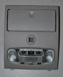 #010 FORD MONDEO MK3 READING LIGHT FRONT PANEL/ SUNGLASSES HOLDER 1S71-F045B54-A