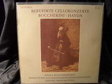 Boccherini/Haydn - Berühmte Cellokonzerte / Wolf