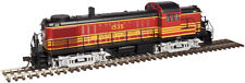 ATLAS (HO) 10 001 929 - BOSTON & MAINE RS-3 # 1542 DCC/READY  - NEW