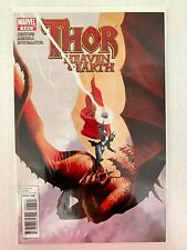 THOR: HEAVEN AND EARTH #4 MARVEL HIGH GRADE 9.8 NM/MT