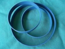 """3 BLUE MAX URETHANE BAND SAW TIRES FOR DELTA 16"""" BAND SAW MODEL 28-540"""