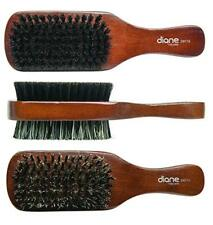 Diane 100% Boar 2-Sided Club Brush, Medium and Firm Bristles, D8115  by Diane