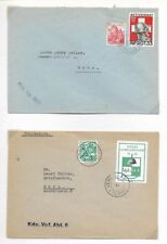 Used WWII Worldwide Stamps