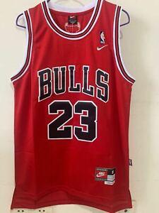 Jersey Shirt Chicago Bulls Michael Jordan No23 Red