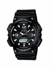 Men's Sport Round Wristwatches with 24-Hour Dial