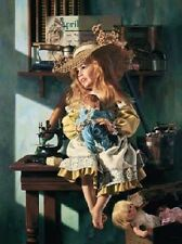 Bob Byerley Monday thru Sunday S/N Sold Out Girls Print