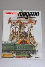 Märklin Magazin Jubiläums - Sonderheft 1984 Spur H0