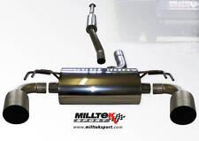 MITSUBISHI LANCER EVO X 10 2008 SCARICO E CENTRALE MILLTEK 2009 2012