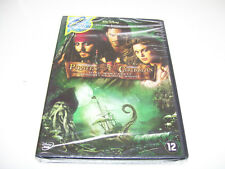 Pirates ofthe Caribbean's - Dead Man's Chest DVD NEW SEALED