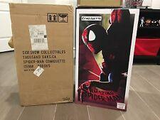 Sideshow Spiderman Comiquette Statue / Rare / Collectible