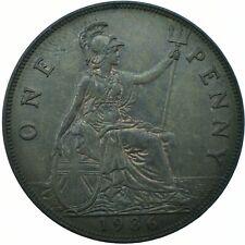More details for 1936 one penny gb uk king george v / superb high grade     #wt21581