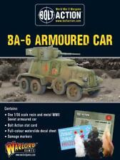 BA-6 automóvil blindado Warlord Games WGB-RI-113 - P3