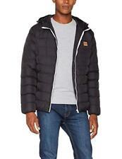Urban Classic Men's Basic Bubble Jacket in black uk sz 3x large new