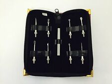 8 Pc Blackhead Blemish Acne Pimple Remover Extractor Tools Kit