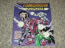 Tomorrow Knights - Core Rulebook - Z-Man Games 2005 - ZMG6051