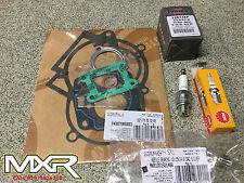 KTM SX 50 2002-08 kit de reconstrucción de Extremo Superior Junta Conjunto completo de pistón ef poco Enchufe final