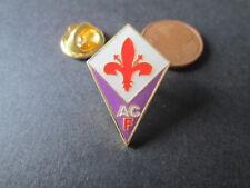 a17 FIORENTINA FC club spilla football calcio soccer pins italia italy
