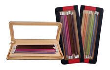 KnitPro Zing Knitting Pins Single Ended Set 25cm Metal