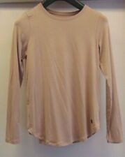 Abercrombie and Fitch Soft A&F Drapey S Women's Stretch Long Sleeve Top NWT