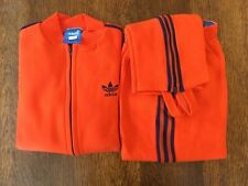 Adidas Vintage KID Creation Ventex Tracksuit Made In France 70' New In Is Bag