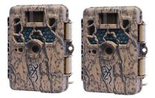 (2) Browning RANGE OPS XR HD Trail Scouting Stealth Game Camera Cam 8MP BTC-1XR