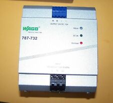 Wago 787-732 Switched Mode DC Power Supply 24vdc 10amp - NIB & Perfect