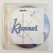 KANNEL : ABABA ♦ CD Single ♦