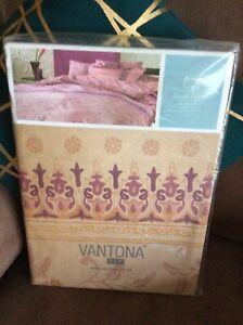 Single Bed Duvet Cover By Vantona BNWT