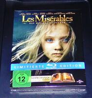 Les Miserables Limitada Digibook Edición blu ray Rápido Envío Nuevo y Emb. Orig.