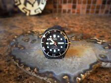 Vintage Citizen GN-4-S Automatic Day Date Diver Watch #737103 - Black/Black